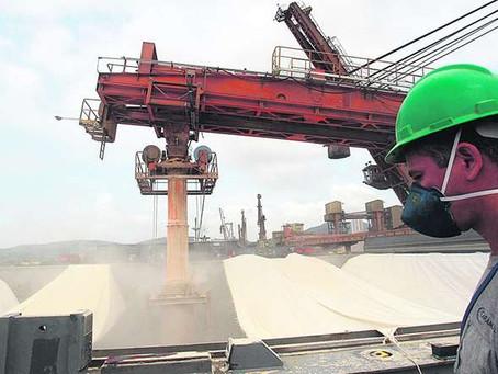 Frete suspende negociações de grãos para exportação da safra 2018/2019