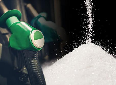 Desvalorização do Real puxa preços do açúcar para baixo; etanol rompe R$ 1.900 o m³