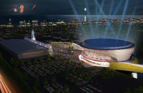 Mid Atlantic Arena Sues City For 140m For Alleged Contract Breach