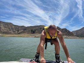 Piru Lake, CA
