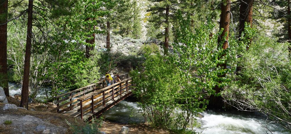 Big Pine Creek Canyon, CA