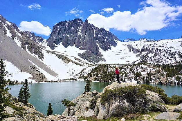 East Sierra, California