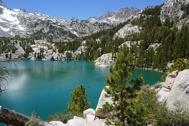 Big Pine Lakes, CA