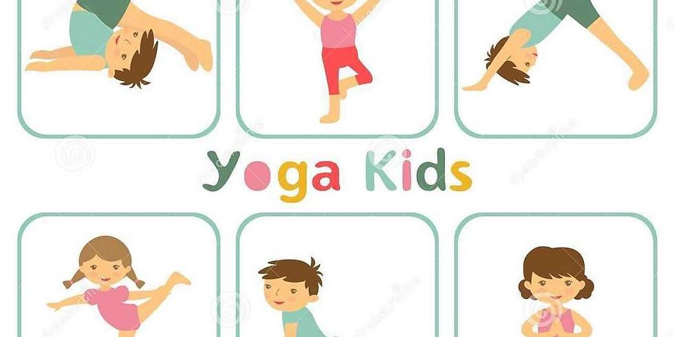 FREE Mandarin yoga/ dance class