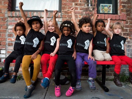 Talking About Race with Children of All Ages