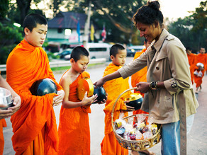 Thailand To Go: Young Monks