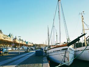 The coolest capital – Stockholm