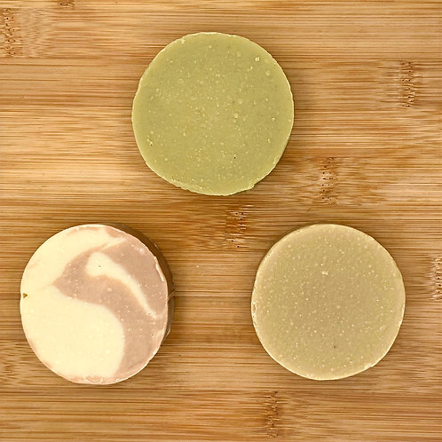 Shampoo Bars - 3 for £12
