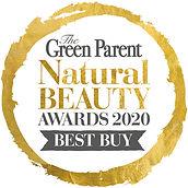 Green Parent Natural Beauty Awards 2020 BEST BUY