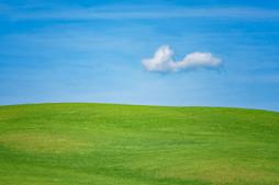 Toscana e nuvole 2021