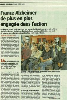 Assemblée générale France Alzheimer