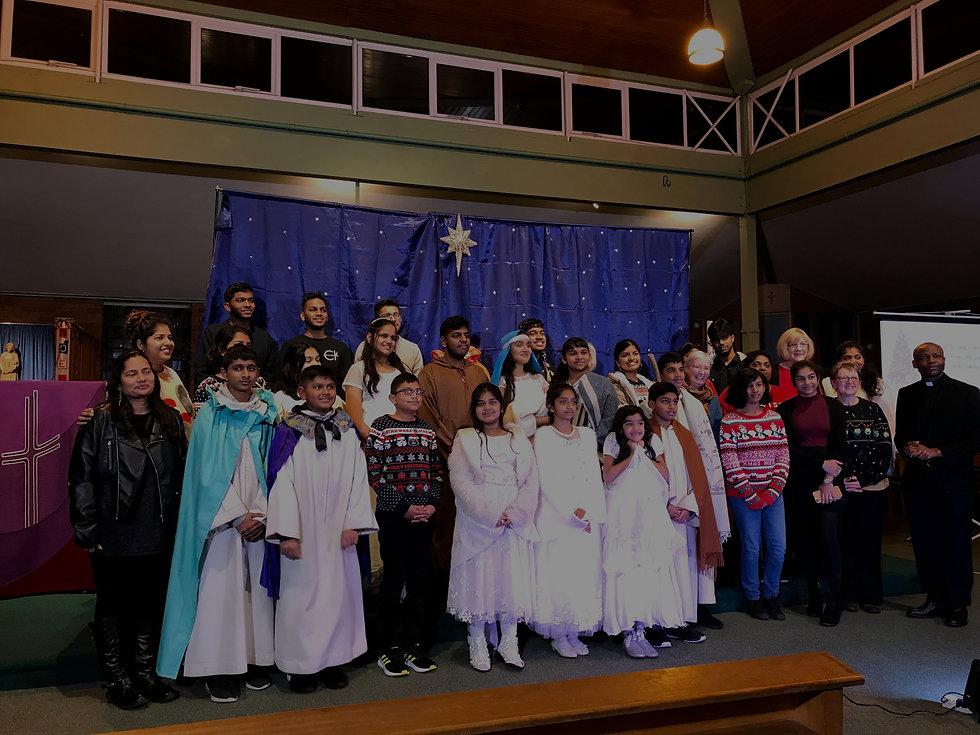 Nativity play group