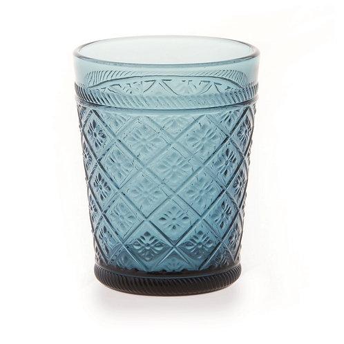 Gloria 6 darab pohár kék