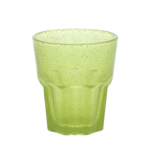 Trinidad 6 darab pohár szett lime zöld