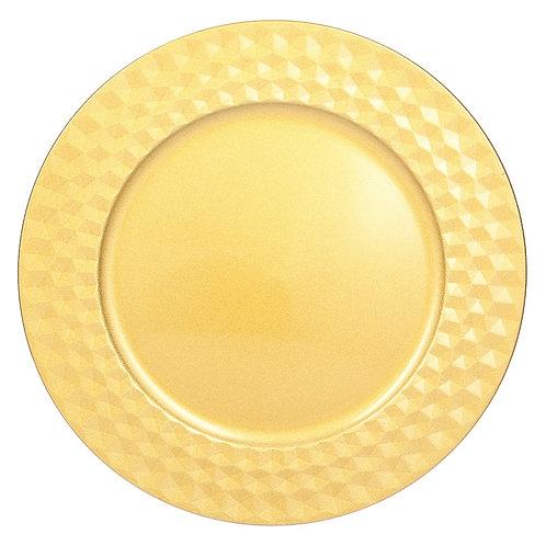 Tess tálalóedény sárga