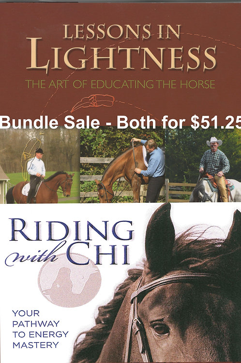 Lessons in Lightness & Riding with Chi