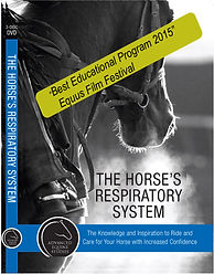 Horses respiratory DVD