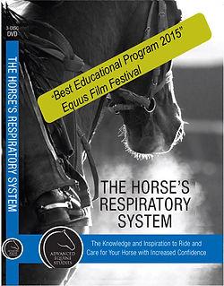 equine DVD horses respiratory system