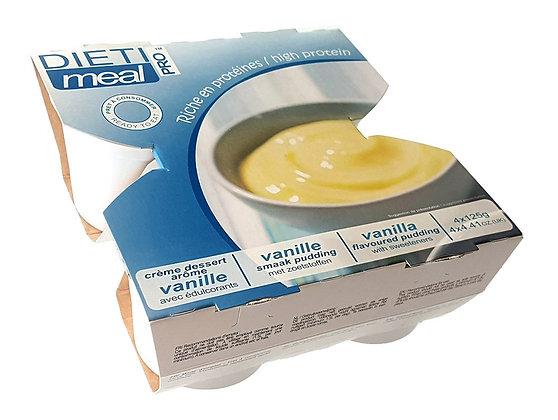 Dietimeal Vanillepudding (4 stuks)