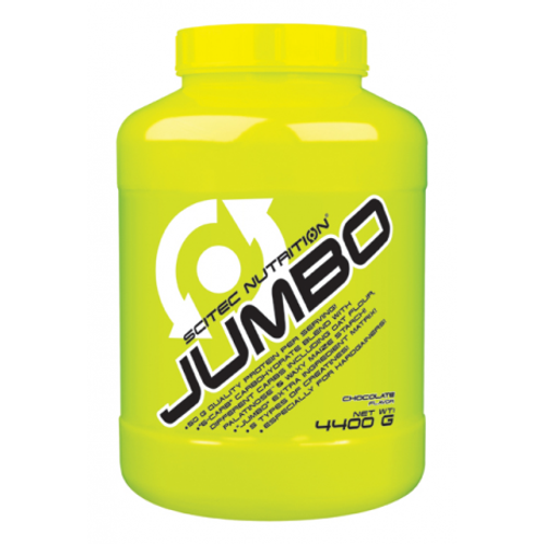Scitec Nutrition Jumbo Mass Gainer 4400gr
