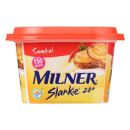Milner Smeerkaas Sambal Slankie 20+