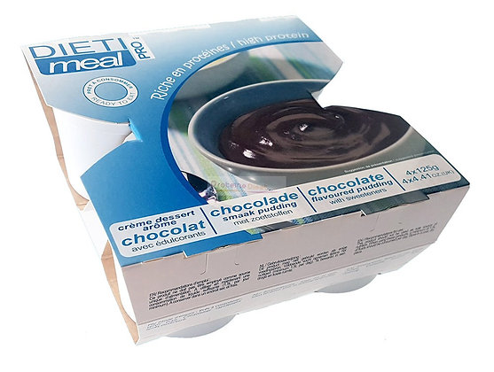 Dietimeal Chocoladepudding (4 porties)