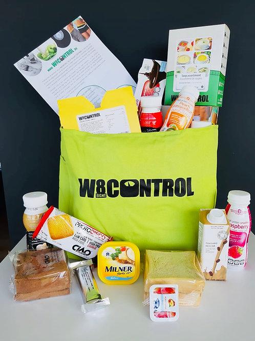 Proteine dieet winkel W8CONTROL Turnhout Startpakket ketose 7 dagen aan beste prijs online bestellen (proteinedieet)