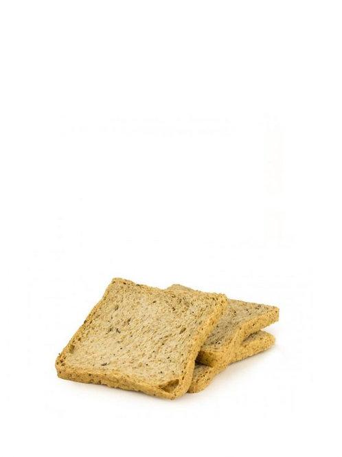 Crusty Toast Volkoren Fase 1 (3 stuks/verpakking)