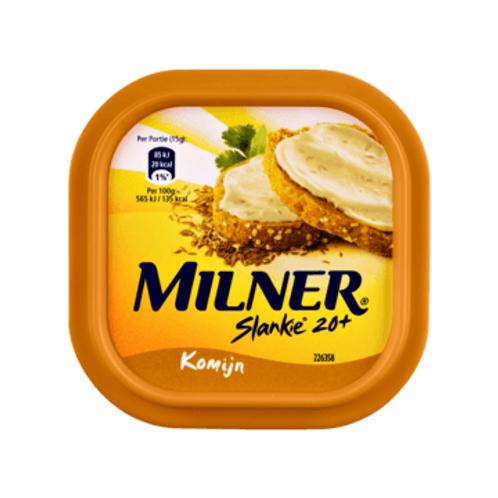 Milner Smeerkaas Komijn Slankie 20+