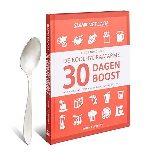 De Koolhydraatarme 30 Dagen Boost