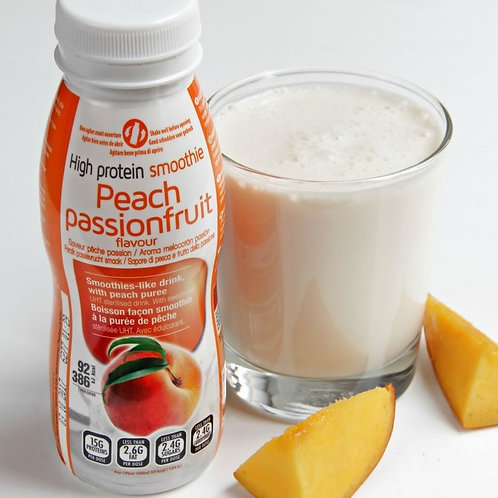 12 X Peach Passionfruit Smoothie 250ml (€2,35/stuk)