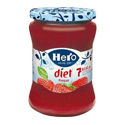 HERO Confituur Aardbei (suikervrij)