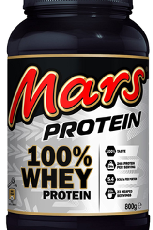 Mars Whey Protein Powder 800gr