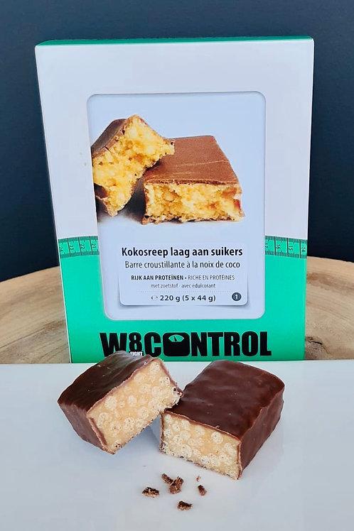 8+2 gratis: Kokosreep Bar Low Carb (per stuk)