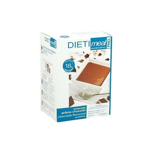 Dietimeal Pudding (8 smaken, 1 doosje = 7 porties)