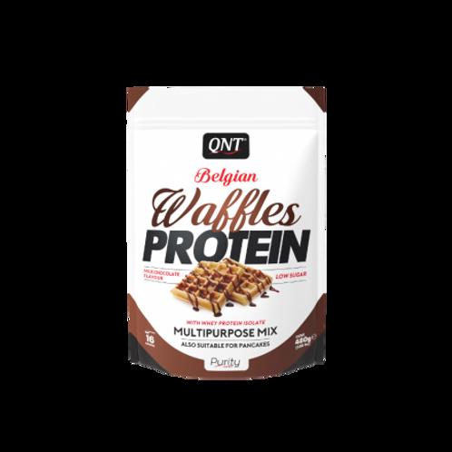 QNT Belgian Waffles Protein Mix 480gr