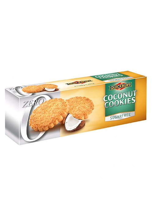 Quickbury Coconut Cookies (suikervrij)