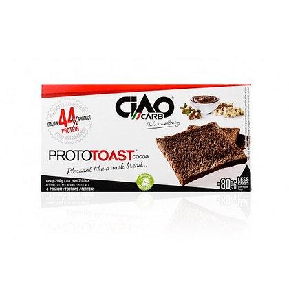 Ciao Carb Prototoast Cacao (4x5 stuks)