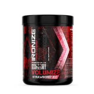 Ironize Pre-workout Volumize Forest Fruits