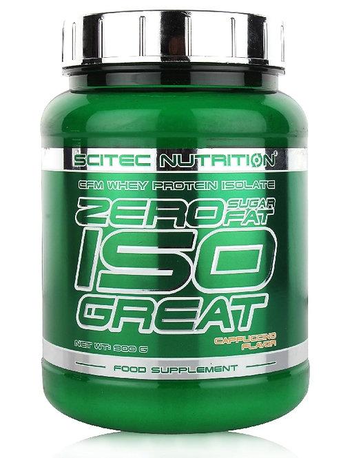 Scitec Nutrition Zero Iso Great 900gr