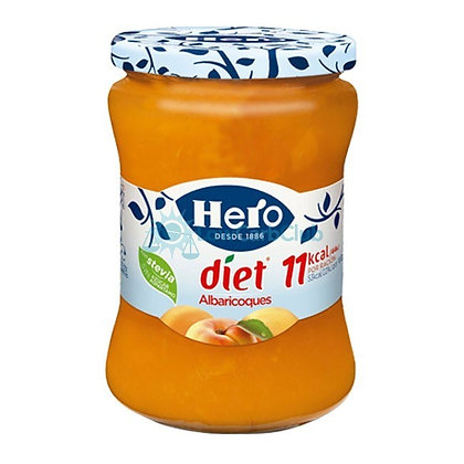 HERO Confituur Abrikoos (suikervrij)