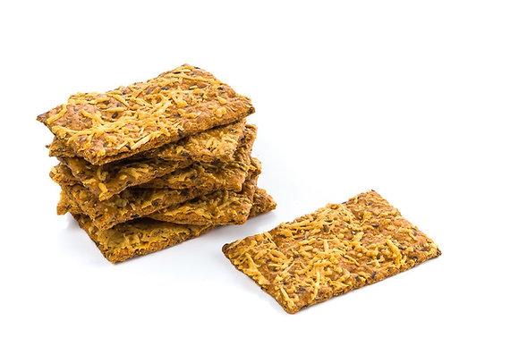 Kaascrackers (1 portie = 2 stuks)