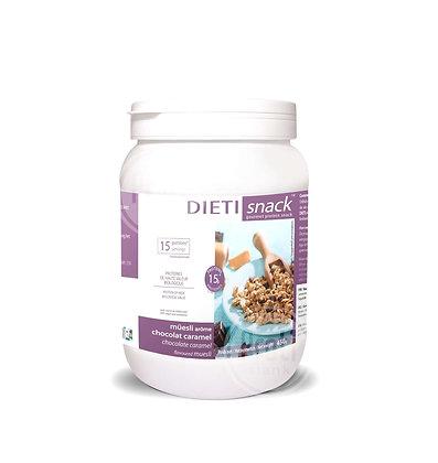 Dietisnack Voordeelpot Muesli met Chocolade-Karamel 450gr