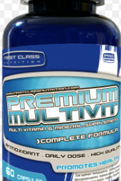 First Class Nutrition Premium Multivit 60 caps