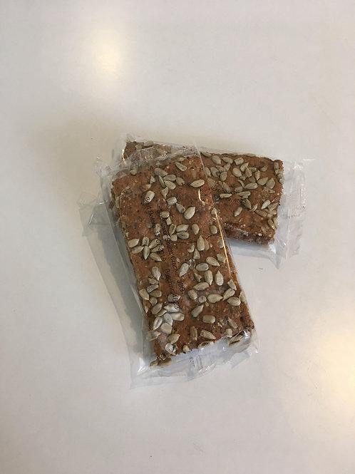 Crackers met Zonnebloempitten (1 portie = 2 stuks)