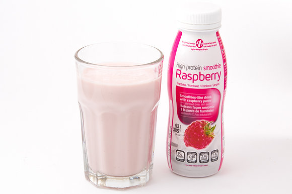 Raspberry Smoothie 250ml