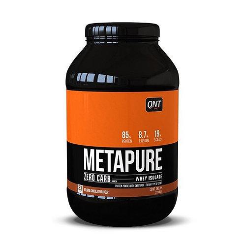 Metapure ZERO Carb QNT sportvoeding kopen bij W8CONTROL, specialist in dieet en sportvoeding omgeving Turnhout