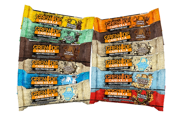Grenade Carb Killa Proteinbar Low Sugar 60gr