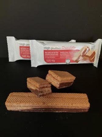 8+2: chocoladewafer 42g