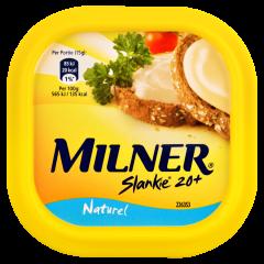 Milner Smeerkaas Natuur Slankie 20+